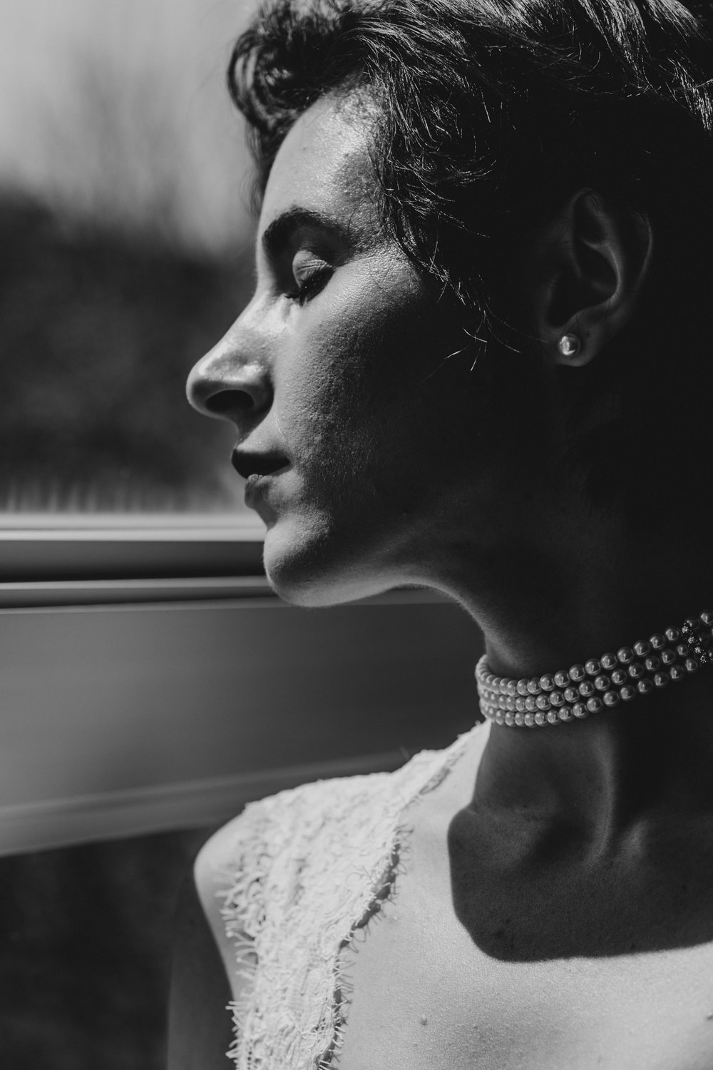 chicago bridal portraits