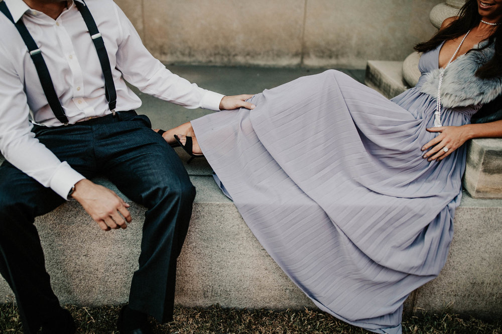 wedding photographers in downtown Durham