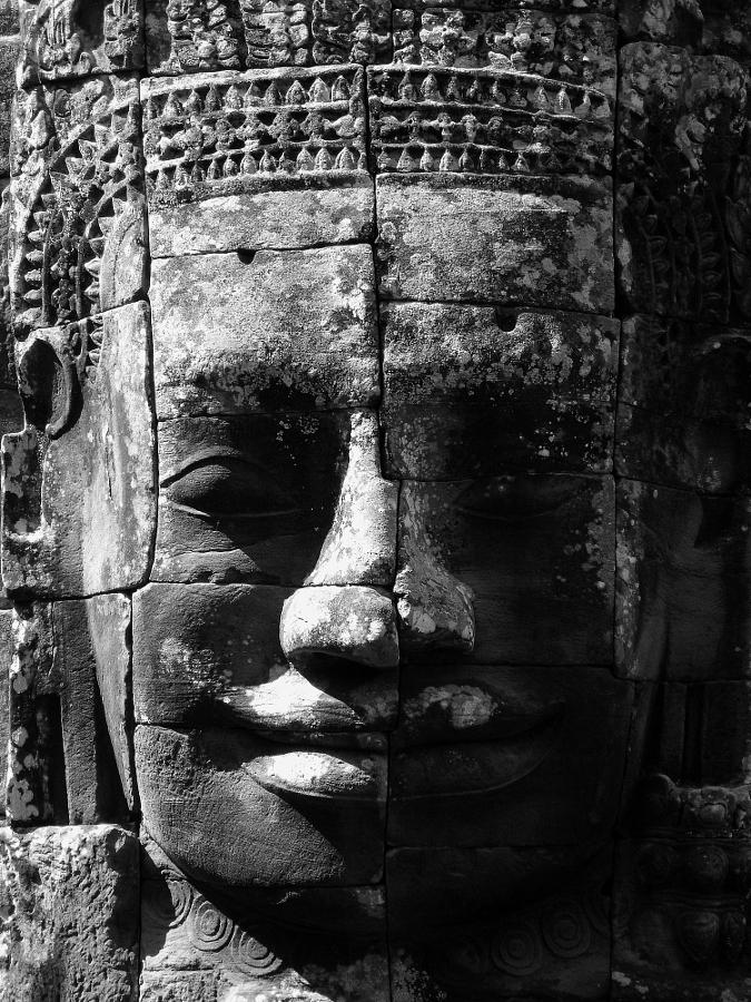 Cambodge face