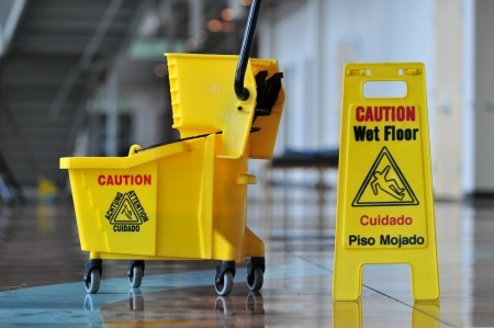 caution, wet floor, medical office supplies, janitorial supplies