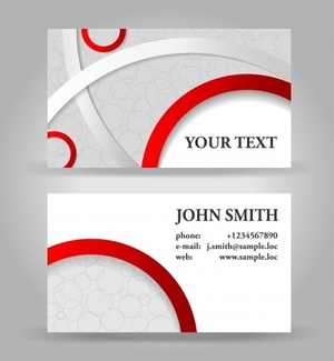Business printing office express oex supplies furniture 15159161s red and gray modern business card template productsservicesfullcolorprintingg fbccfo Choice Image