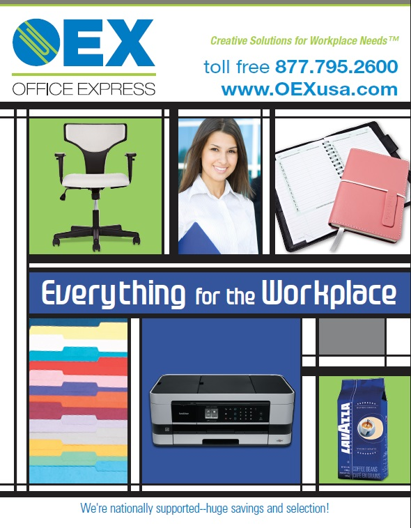 Office Express catalog