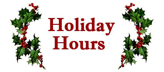 HolidayHours