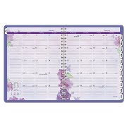 AAG 938P-900 Premium Professional Monthly Planner