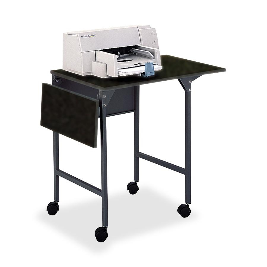 safco 1876gr printer stand 1 available clearance