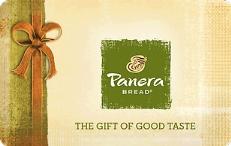 A $10 Panera Gift Card!