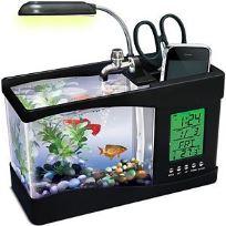 Desk Aquarium Organizer