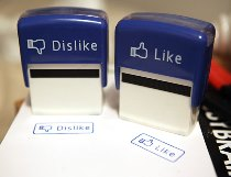 Like & Dislike stamps
