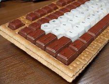 A Smores keyboard