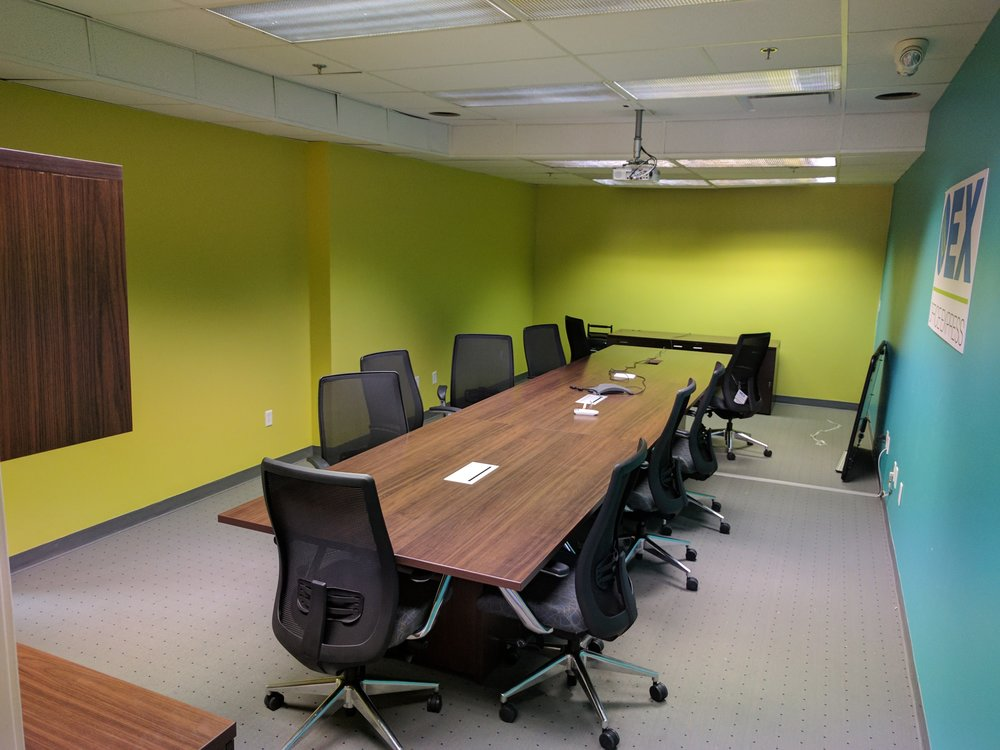 What a change! When you look at the before pictures how do the colors make you feel? How does the grey in the after pictures make you feel? & Colors in the Office \u2014 Office Express (OEX) - Supplies Furniture ...