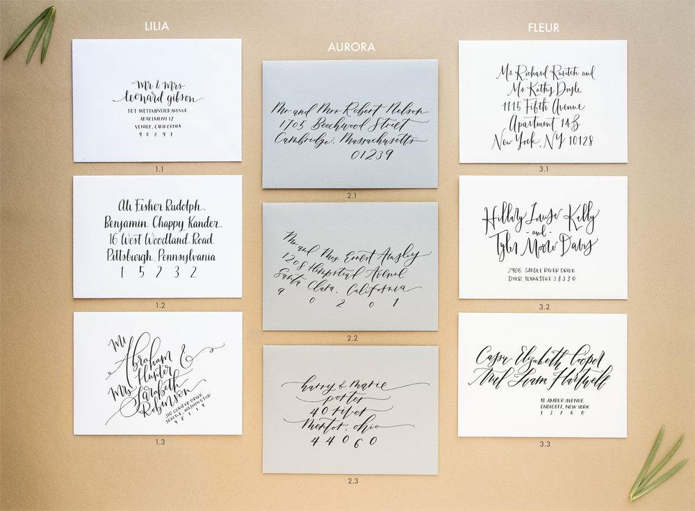 Papersoul Envelope Styles.jpg