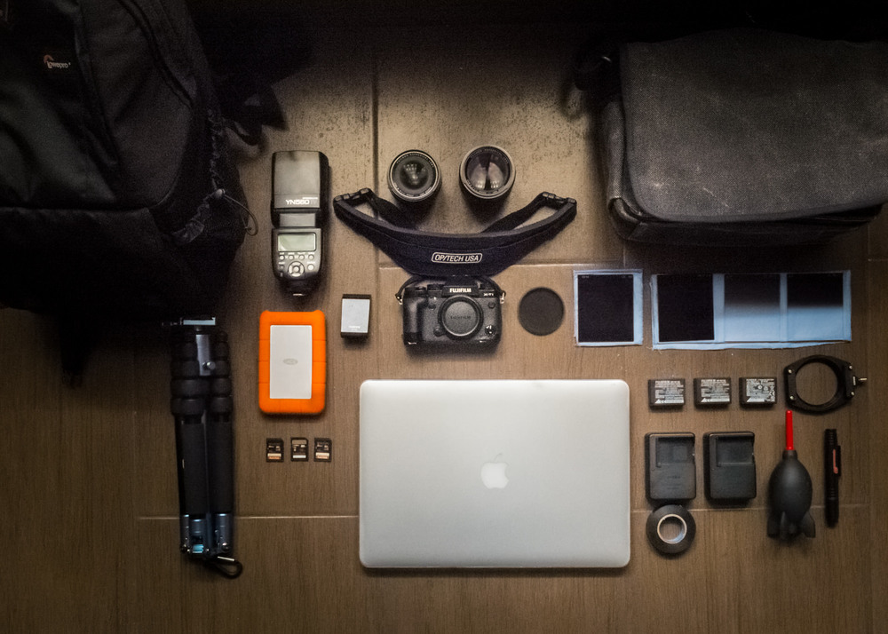 Whats in my bag - Travel Version