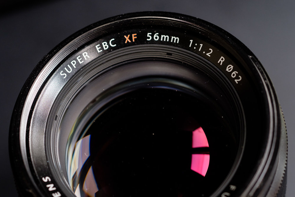 Gambar 1. Fujinon XF 56 f/1.2