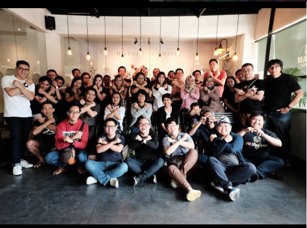Fuji Guys Indonesia Sharing Room