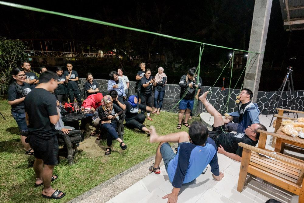 Serunya perayaan 17an bersama teman-teman komunitas. Fujifilm X-T2 | XF 10-24