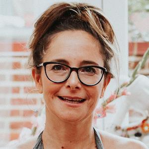 DEBRA PERLSON-MISHALOVE   Teacher, Owner, & Creative Director  Flow Yoga Center
