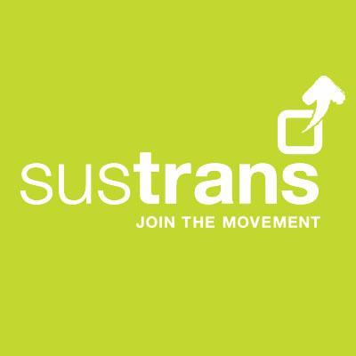 sustrans - Sustrans is the UK's leading sustainable transport charity, working on practical projects so people can choose to travel in ways that benefit their health and the environment. The charity is behind the award winning National Cycle Network, Connect2, Safe Routes to Schools, Bike It, TravelSmart, Active Travel and Liveable Neighbourhoods, all projects that are changing our world one mile at a time.