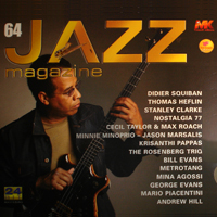 Artist: (Compilation) Album Title: Jazz Magazine Sampler, Vol. 64 (Italy) Released: 2008 Label: MK EmmeK editore