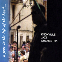 Artist:   The Knoxville Jazz Orchestra   Album Title: A Year in the Life of the Band   Released: 2002   Label: Shade Street Records  Featuring: Donald Brown-piano, Dan Trudell-Hammond B3 Organ
