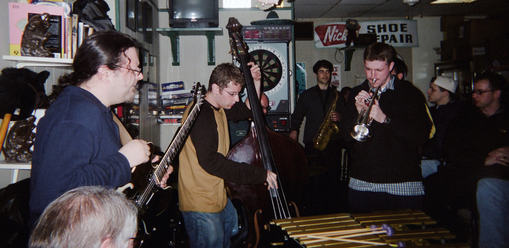 Shepherd and the Knucklehead Jam Session, NJ, 2001