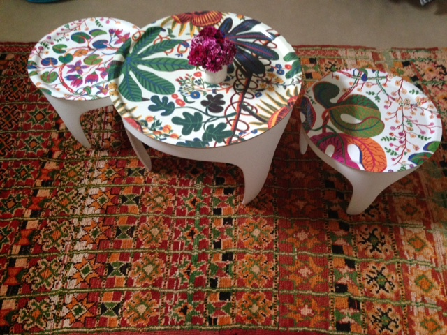 A Maroc Tribal vintage carpet