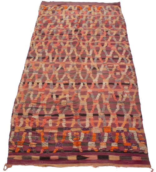 An exceptionally rare and beautiful piece dating back to the late 1950s, on our  Rare Carpets  page