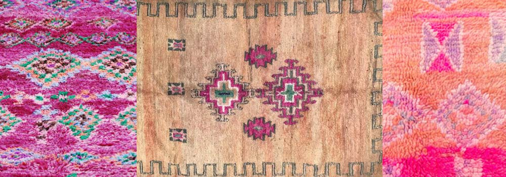 Moroccan Tribal Rugs
