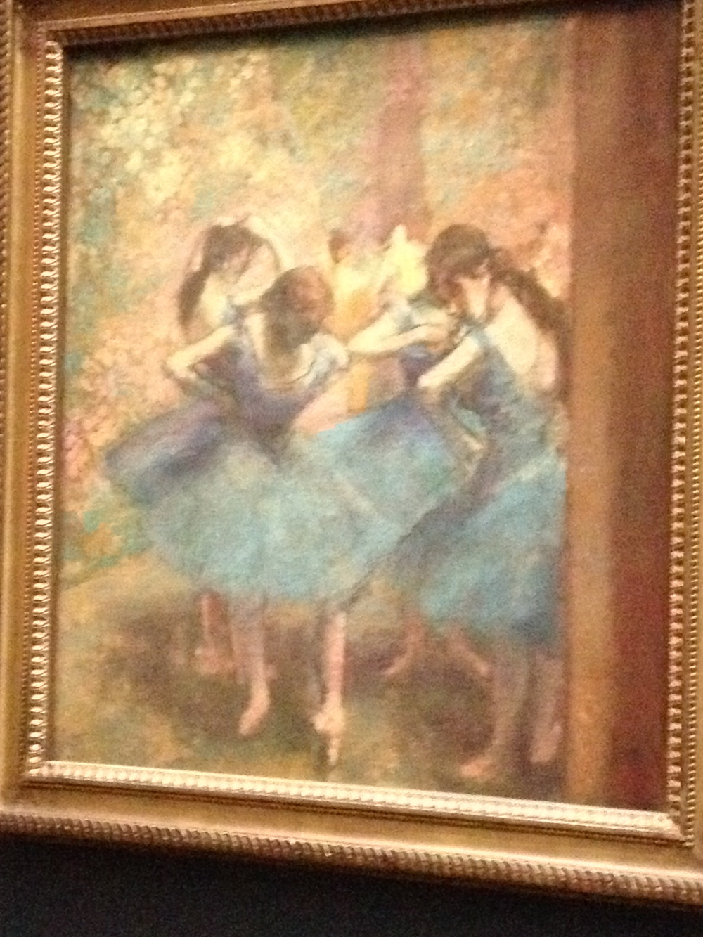 Degas is a personal fav of mine which sounds pretentious but whatever, it's my blog, I do what I want.