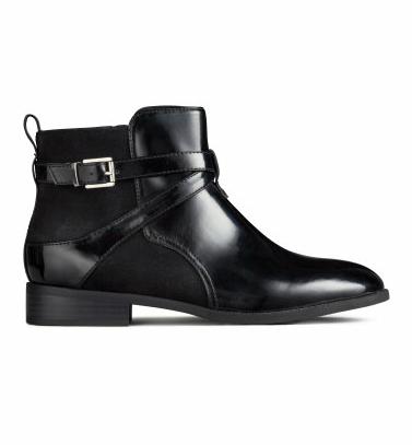 H&M Jodhpur Boots