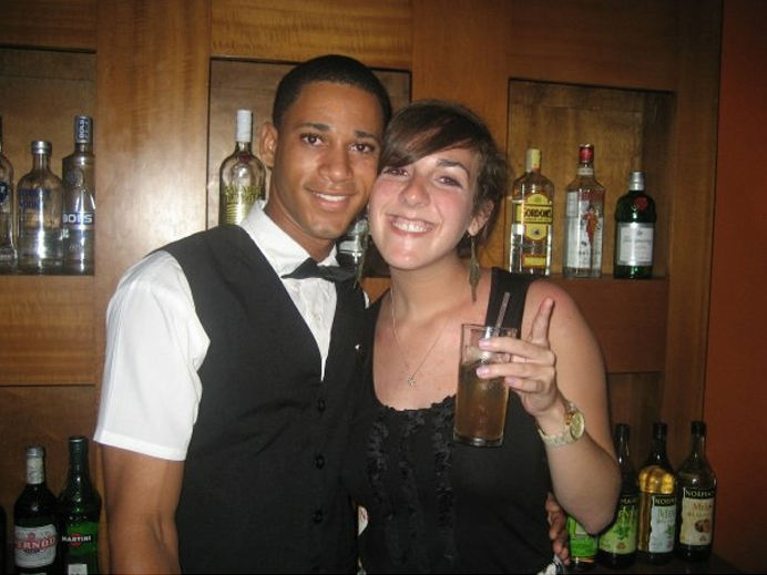 Make friends with a super hot bartender who mercifully speaks no English, and contemplate never leaving the Dominican Republic.