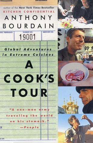 By Anthony Bourdain