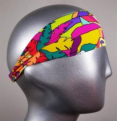 Tropical Birds Bondi Headband