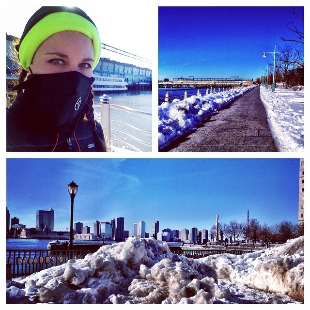Polar vortex training, here I come!