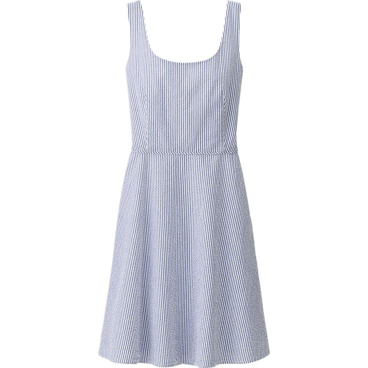 Uniqlo Seersucker Dress