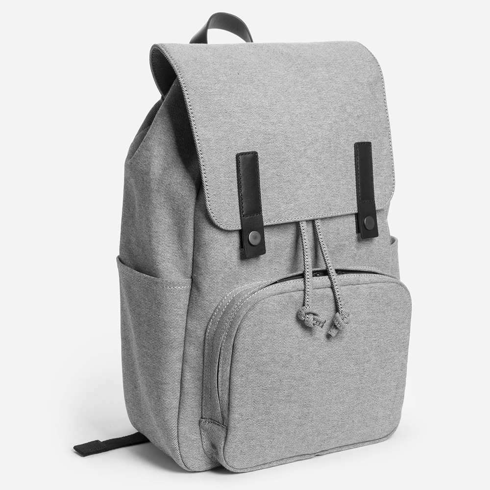 Modern Snap Backpack