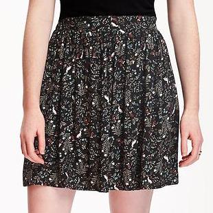 Soft Drapey Skirt for Women