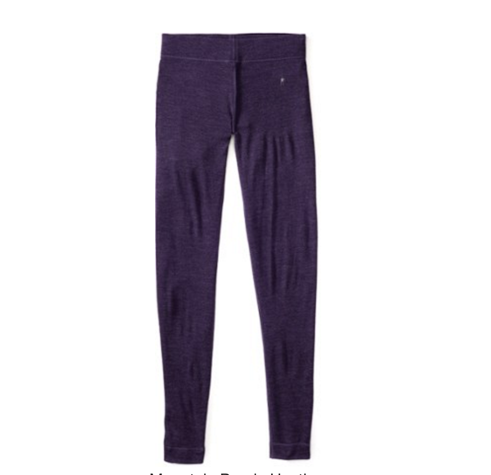 SmartWool Midweight Long Underwear Bottoms