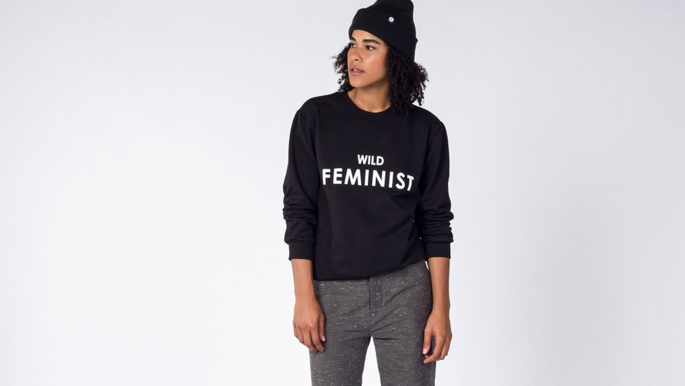 Wild Feminist Sweatshirt