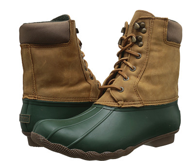 Sperry Top-Side Shearwater Boots