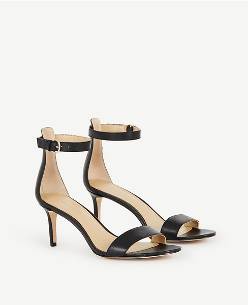 Kaelyn Leather Strap Sandals