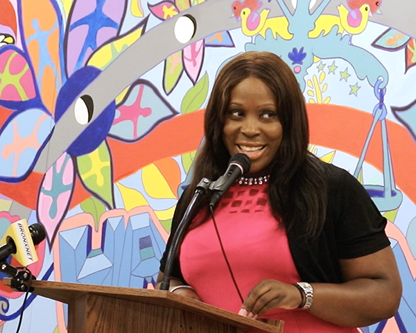 Vanessa Gibson, NY City Council Member for the 16th District