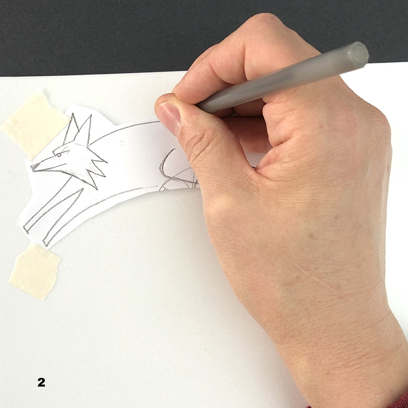 Print Fox Transfer Desing to Foam Plate.jpg