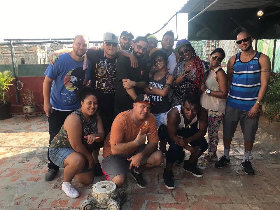 Cuba rooftop crew.jpg