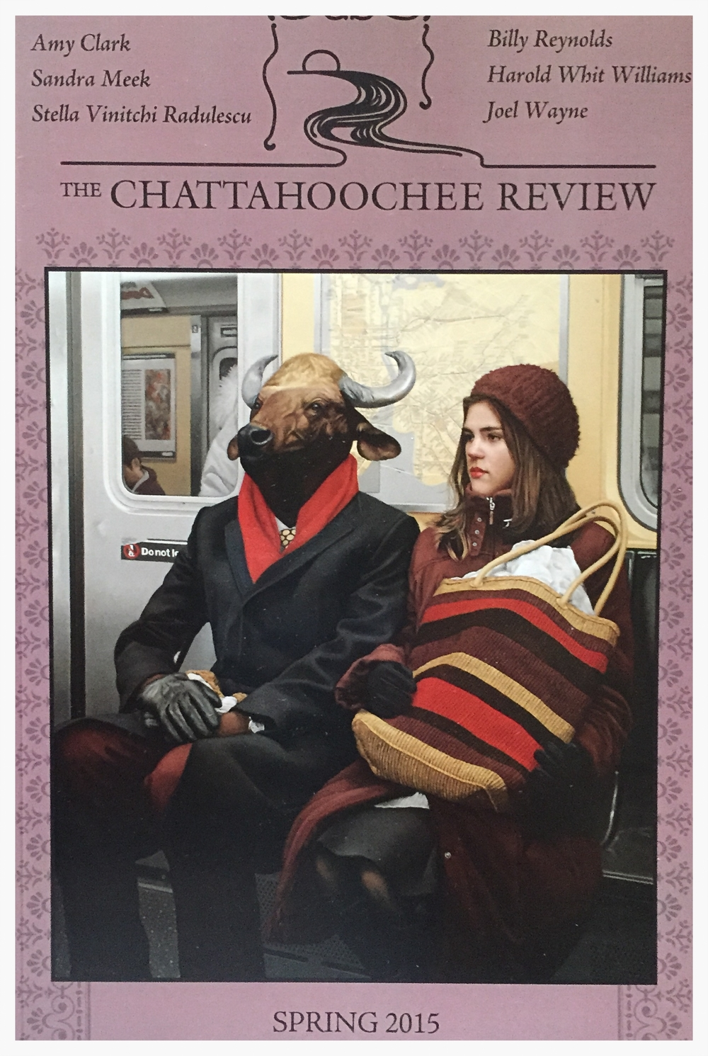 The latest issue of  The Chattahoochee Review .