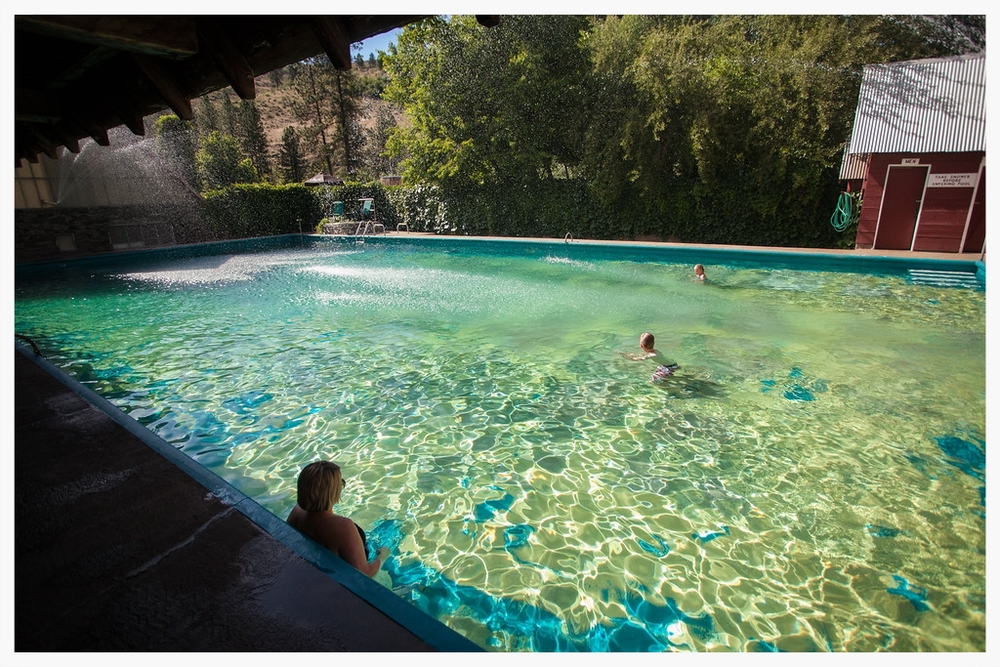 The pool at Starkey. Photo courtesy of Dave Cook via  SmugMug .
