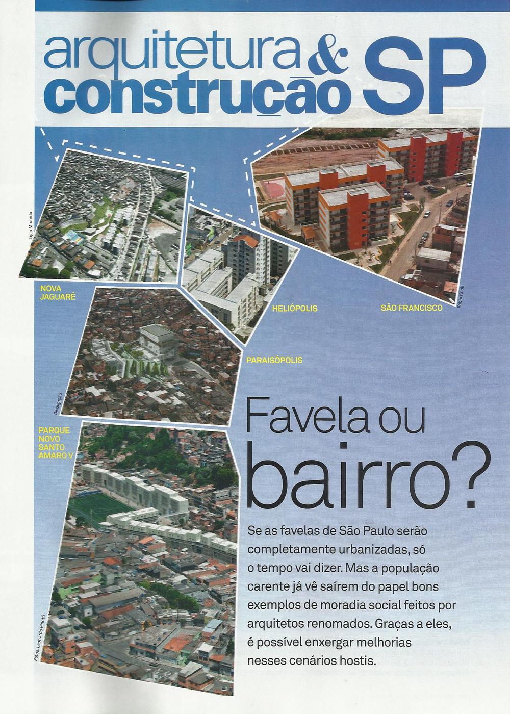 Revista Arquitetura&Construção SP