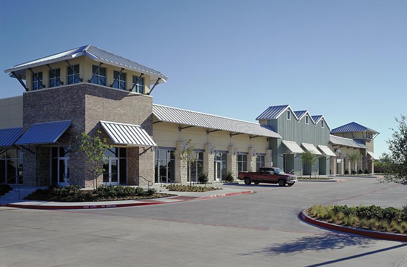 Market Plaza Retail, Plano, TX