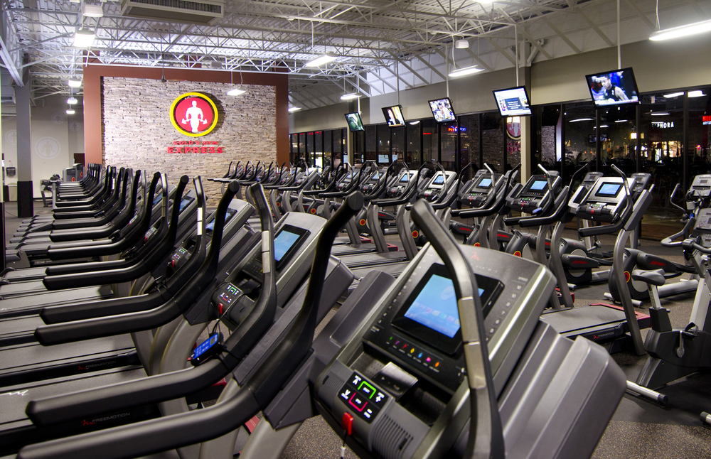 Gold's Gym Express, Norman, OK