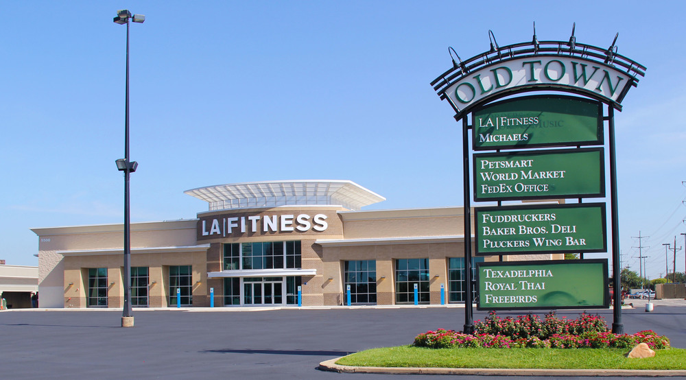 LA Fitness Old Town, Dallas, TX