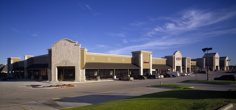 Kroger Grocery & Retail Center, Fort Worth, TX